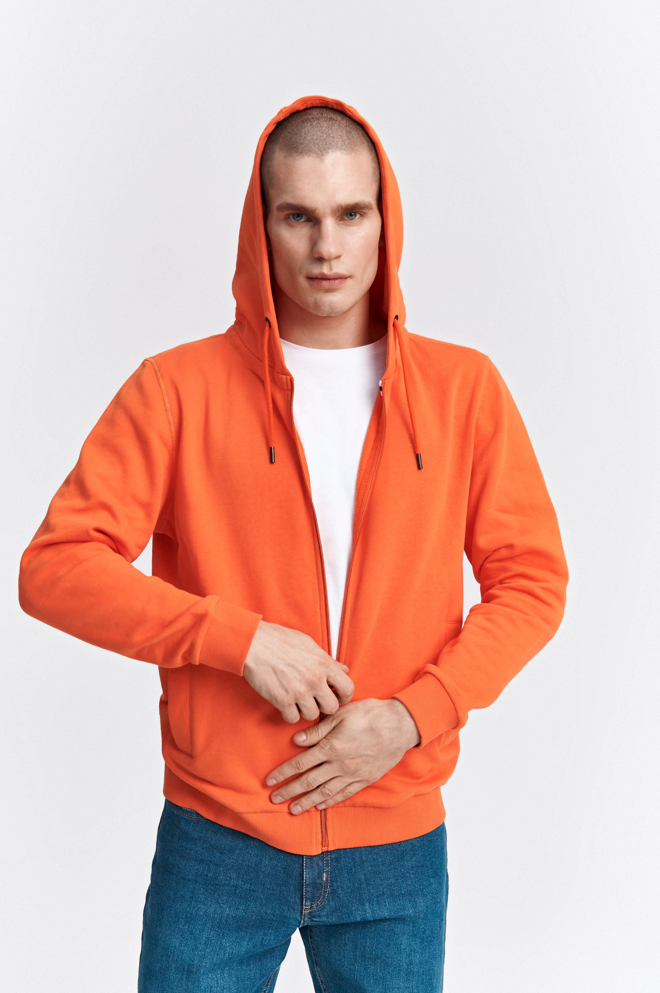 MEN'S HOODED SWEATSHIRT KENY