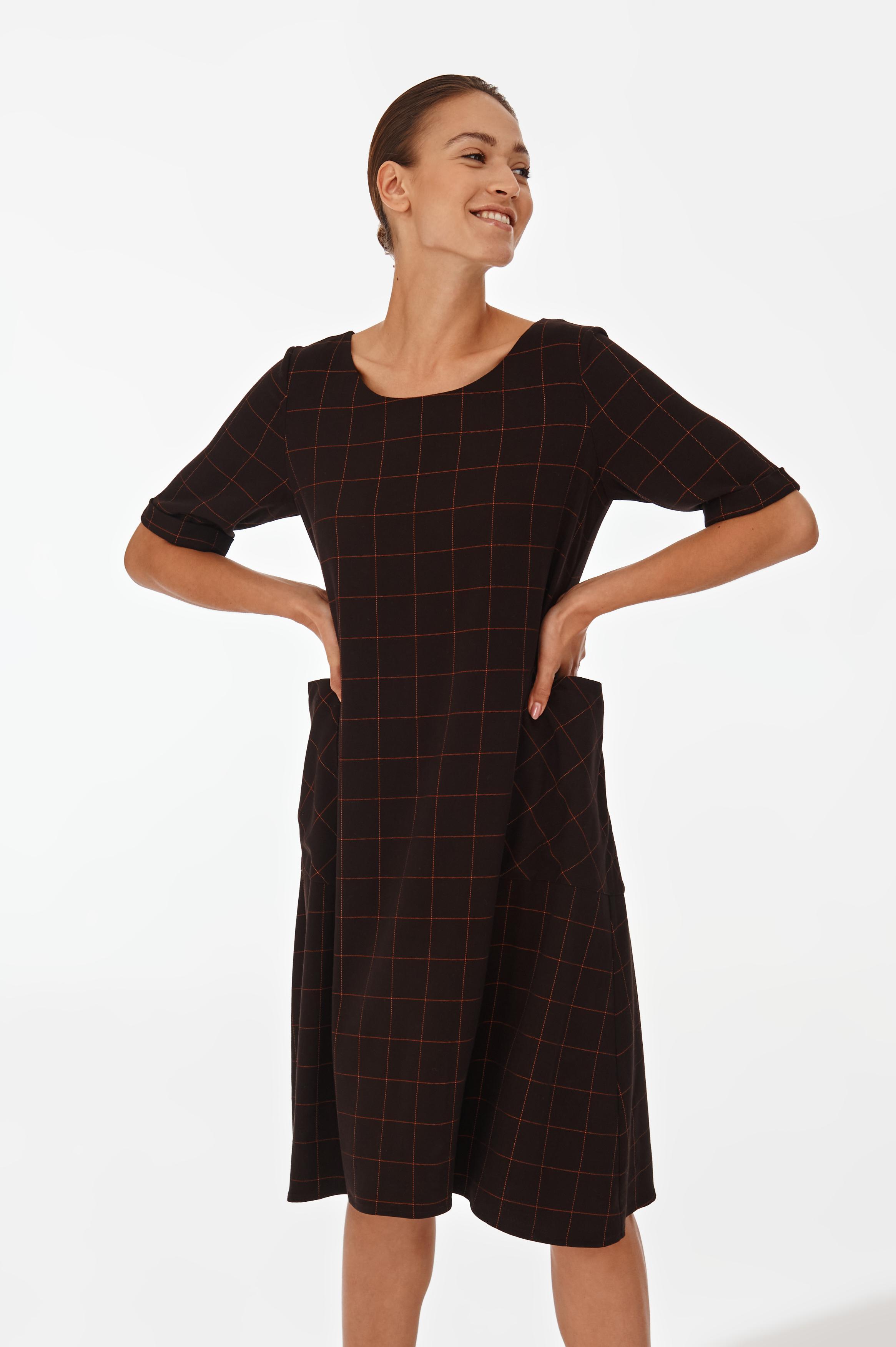 STRAIGHT DRESS BRIANA