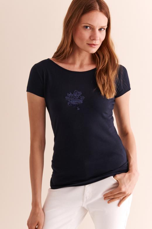 T-shirt damski ALBINA 1