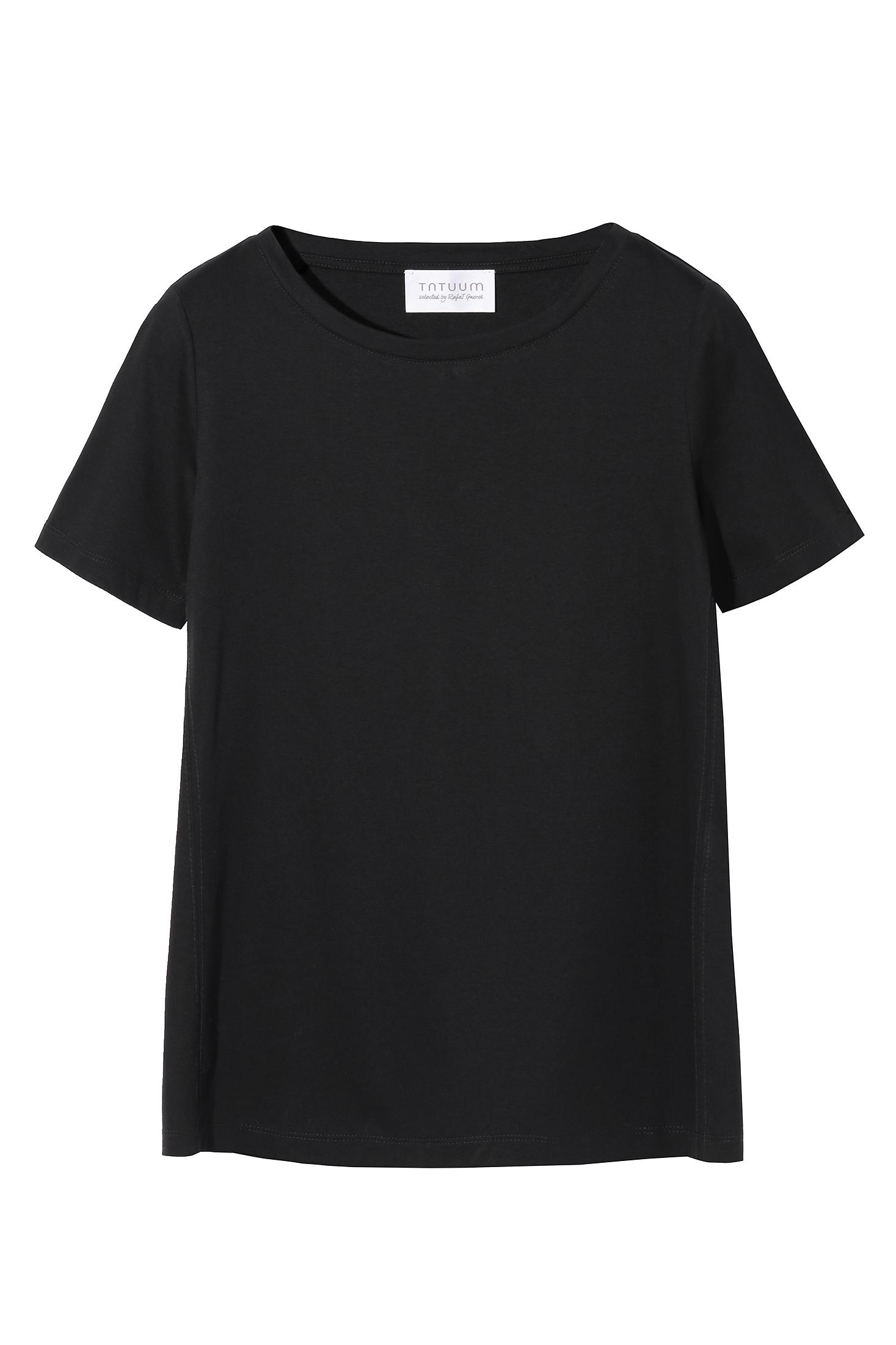 T-SHIRT WITH CLASSIC FORM - SELECTED LOTMIA