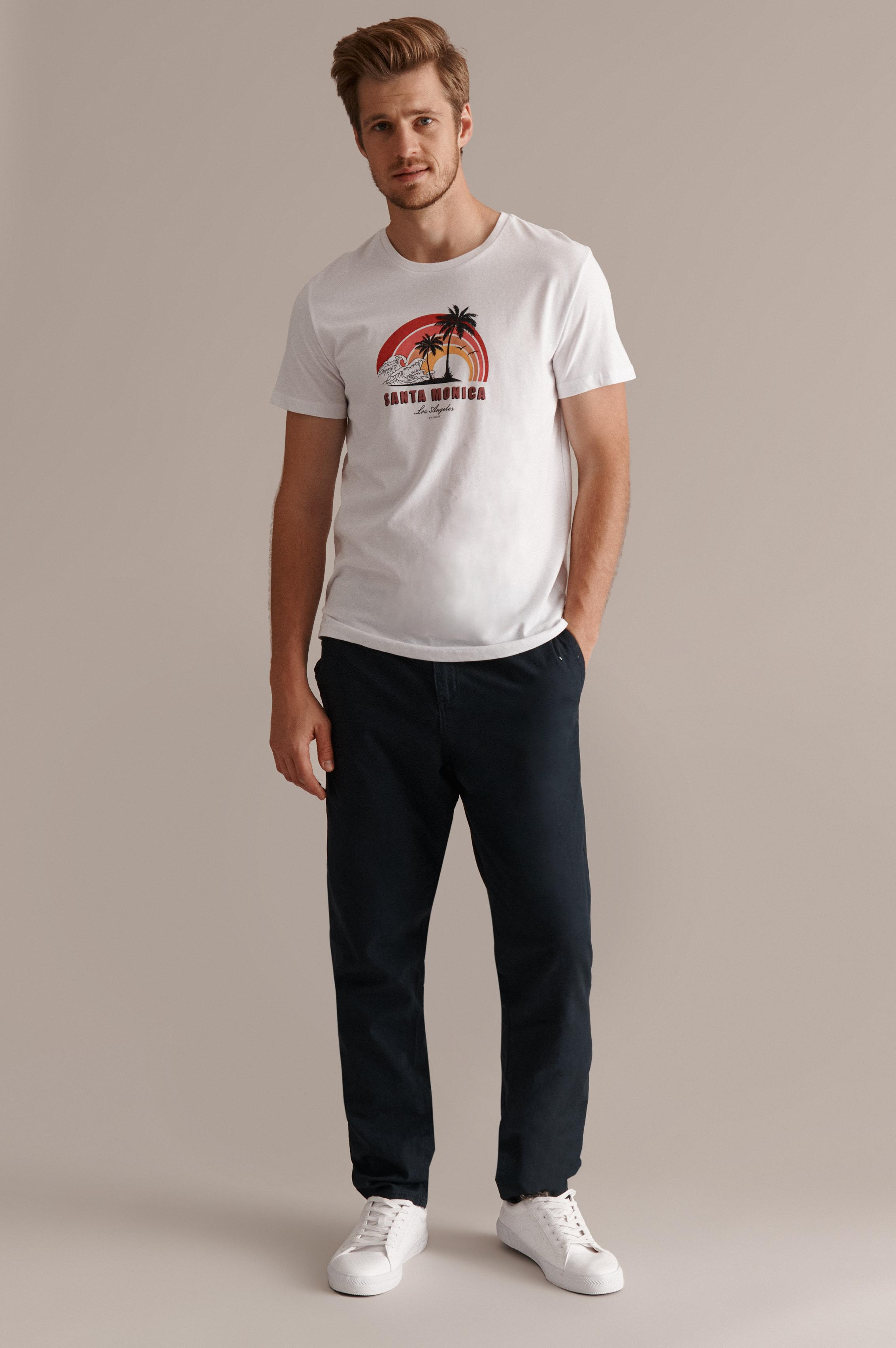 MEN'S T-SHIRT WITH HOLIDAYS THEME MIKIN 27