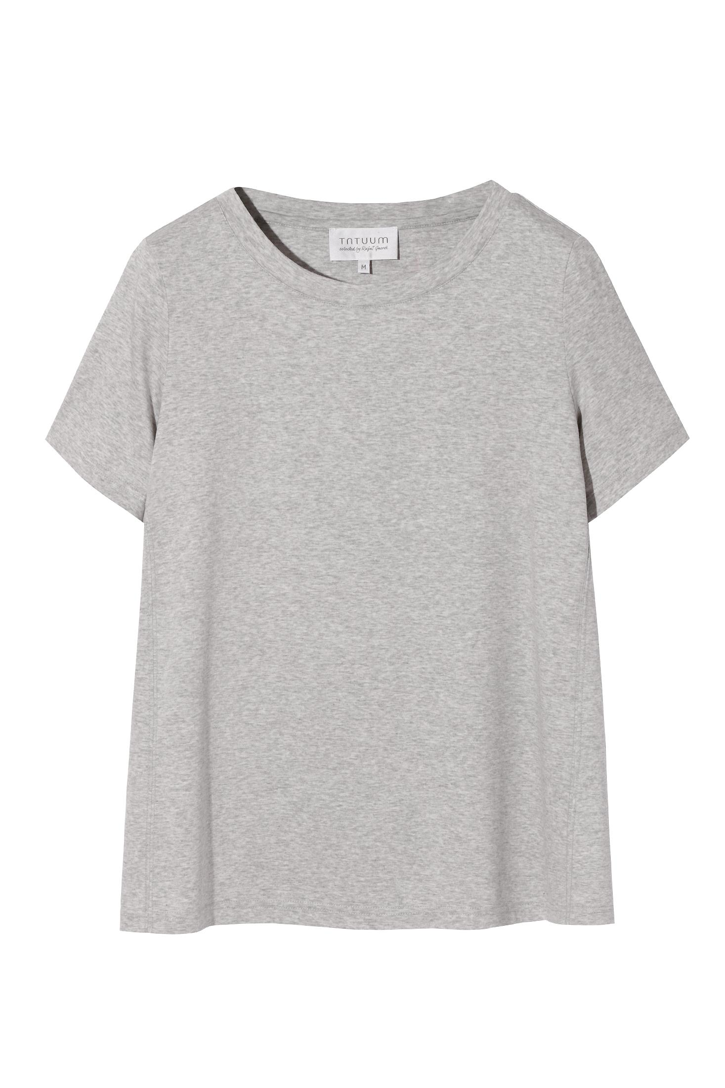 T-SHIRT WITH CLASSIC FORM - SELECTED LOTMIA 1