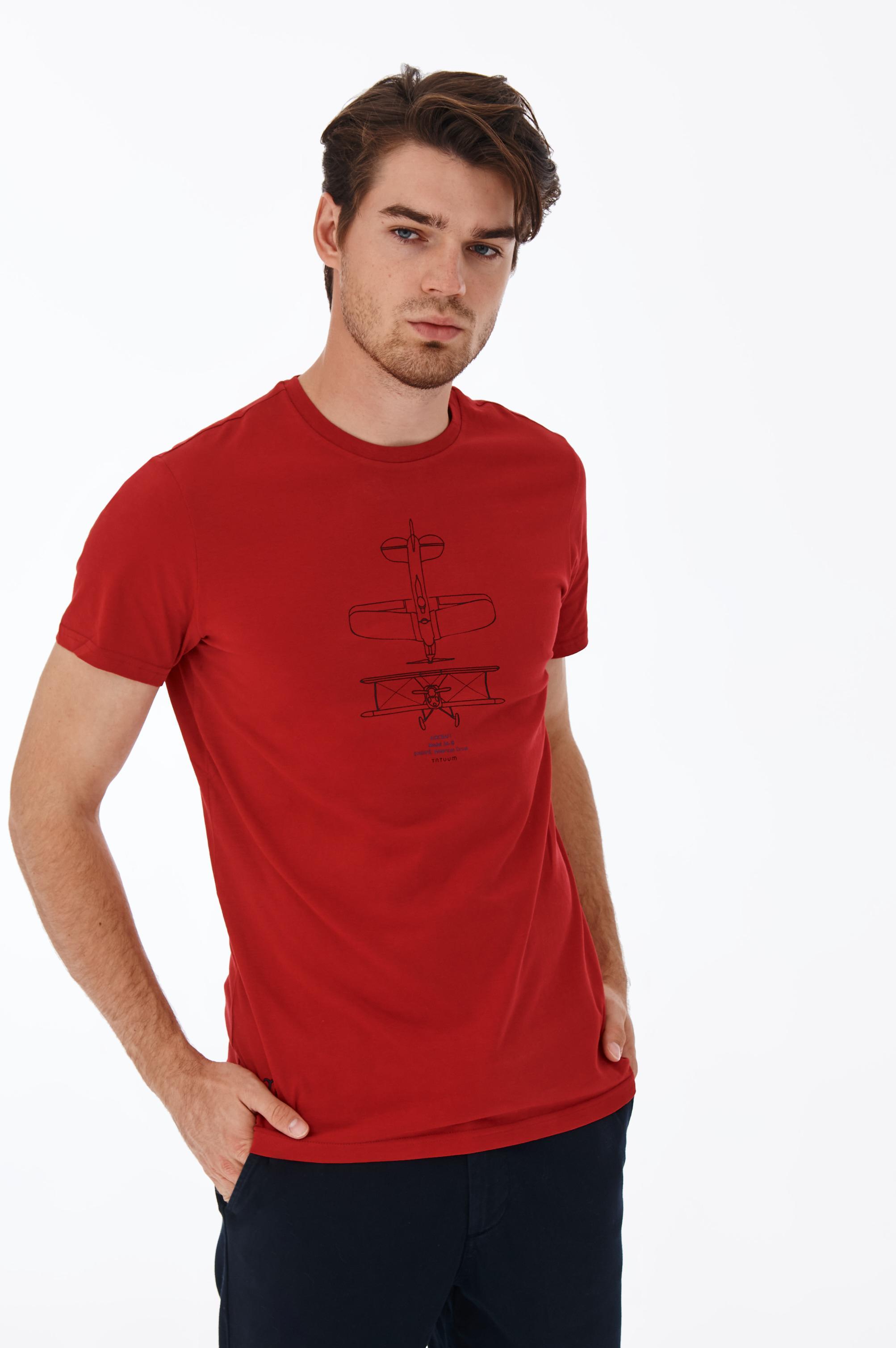 T-shirt męski MIKIN 16