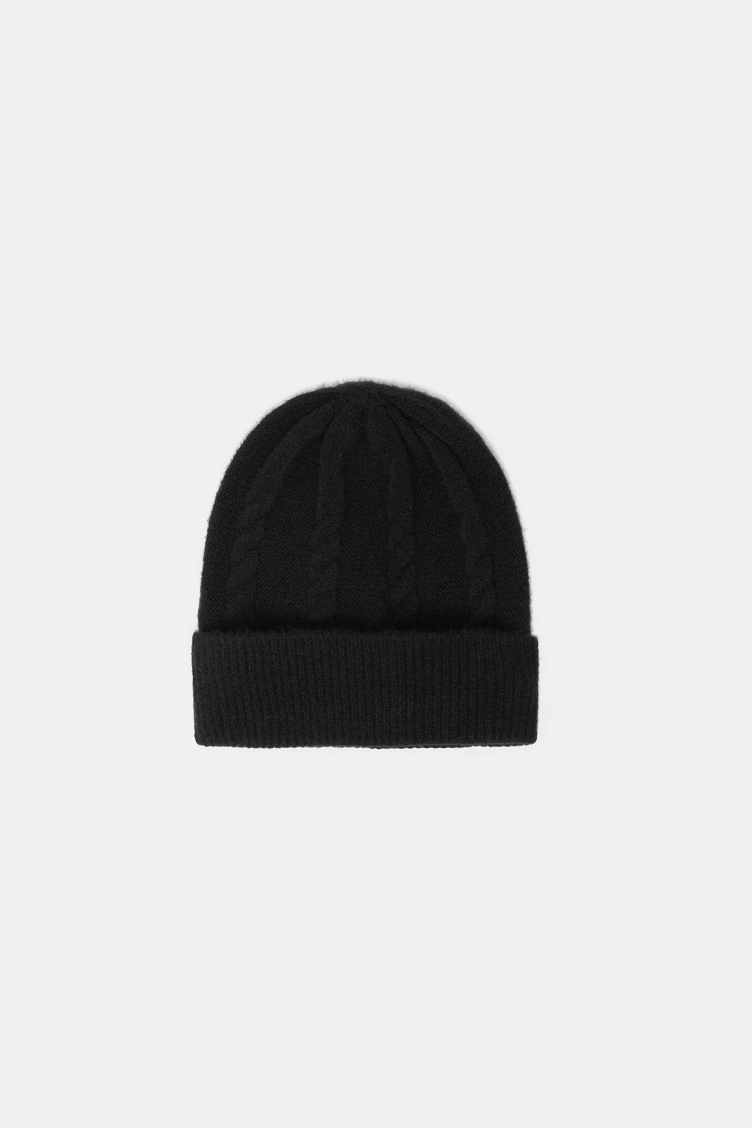 czapka damska dzianinowa MOKI