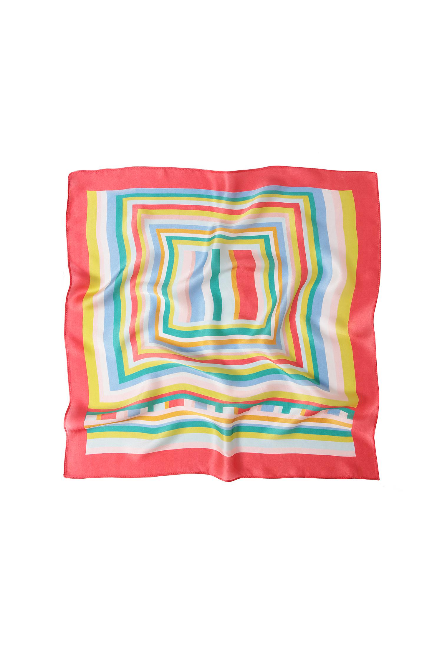 LADIES' SILK SCARF ROKONI