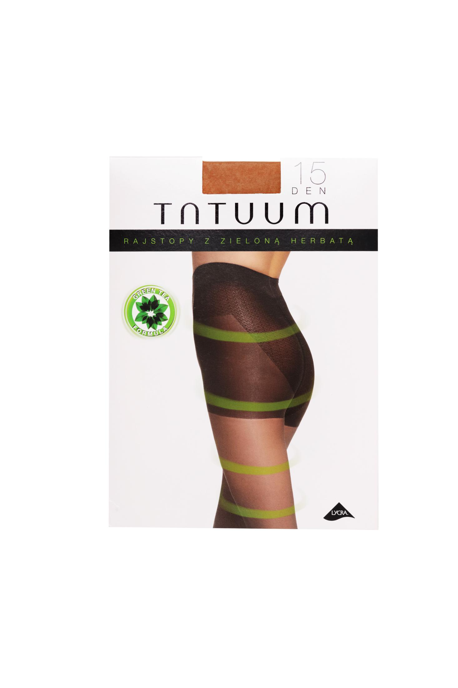TIGHTS WITH GREEN TEA 15 DEN SLIM BODY