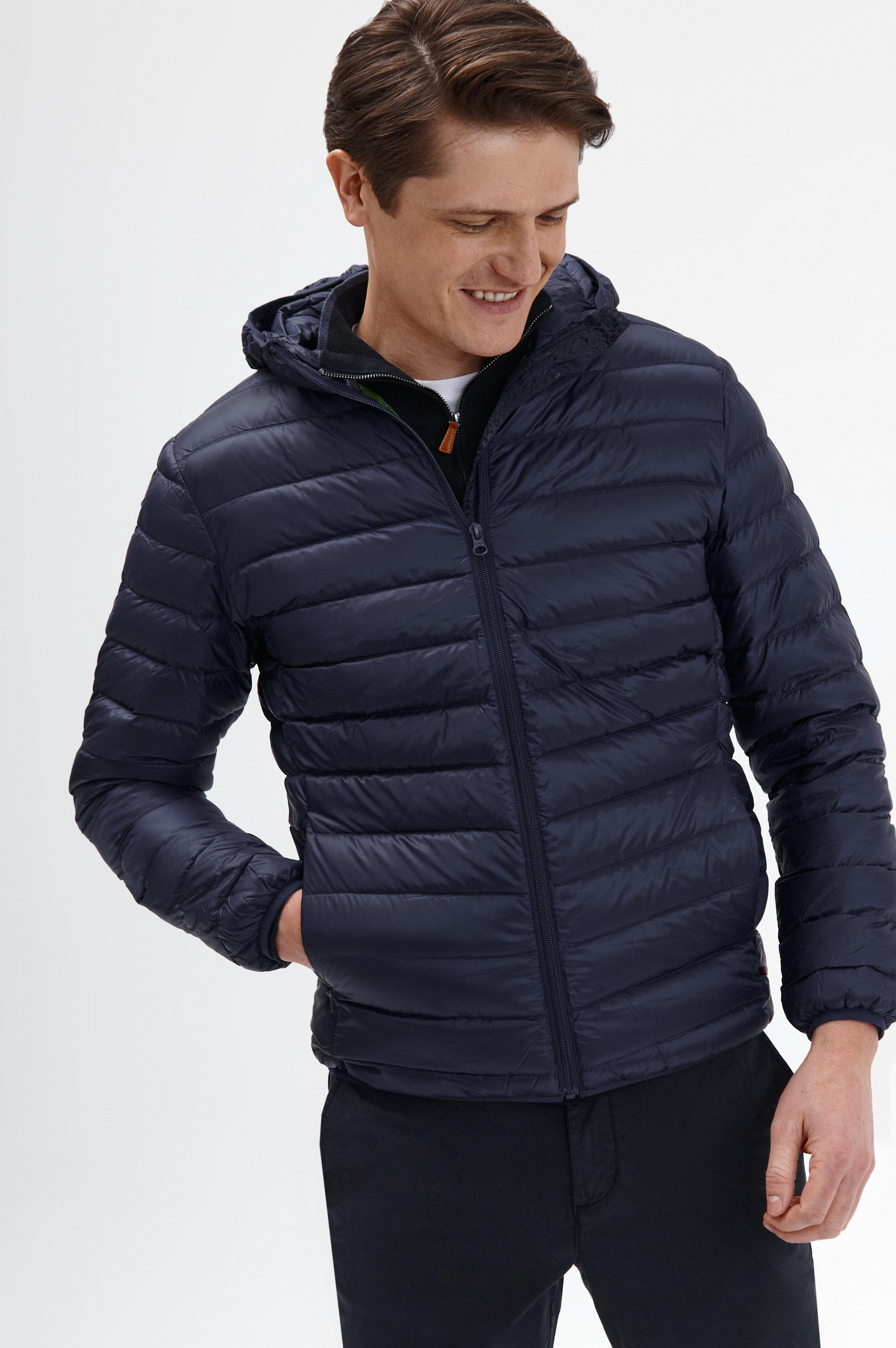 MEN'S QUILTED JACKET ANGELO 1