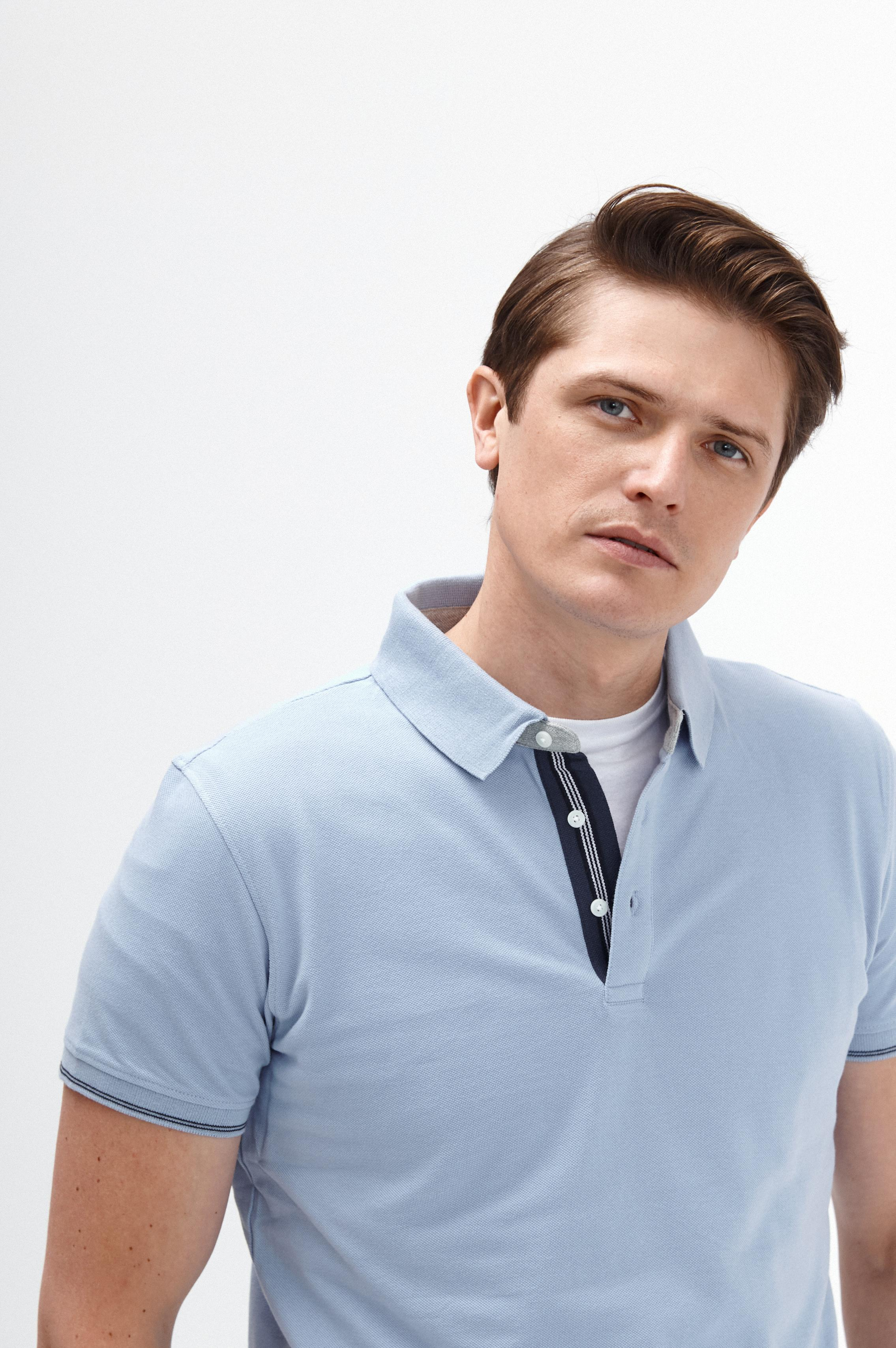 MEN'S POLO T-SHIRT JAY 1