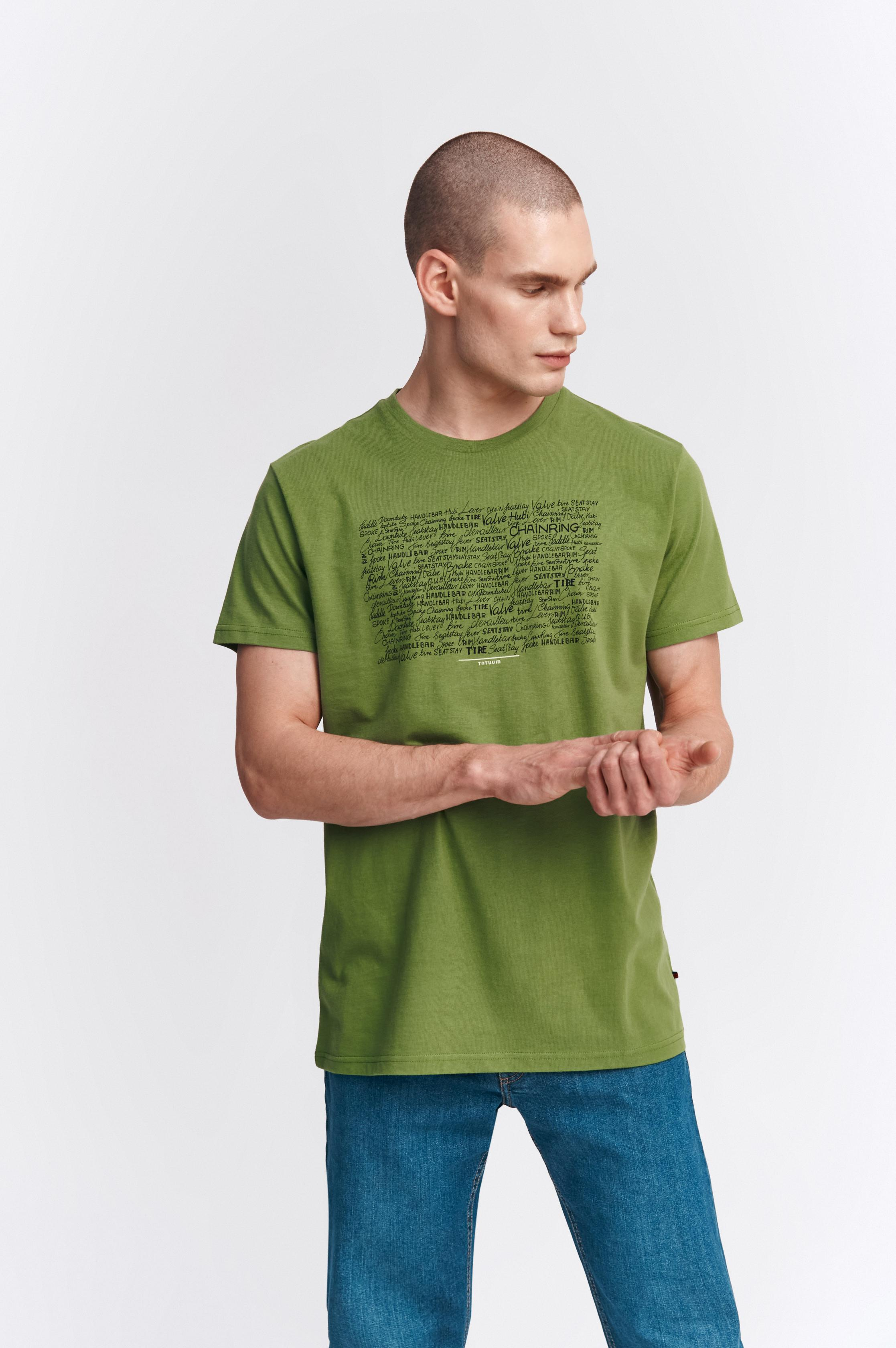 MEN'S COTTON T-SHIRT MIKIN 5