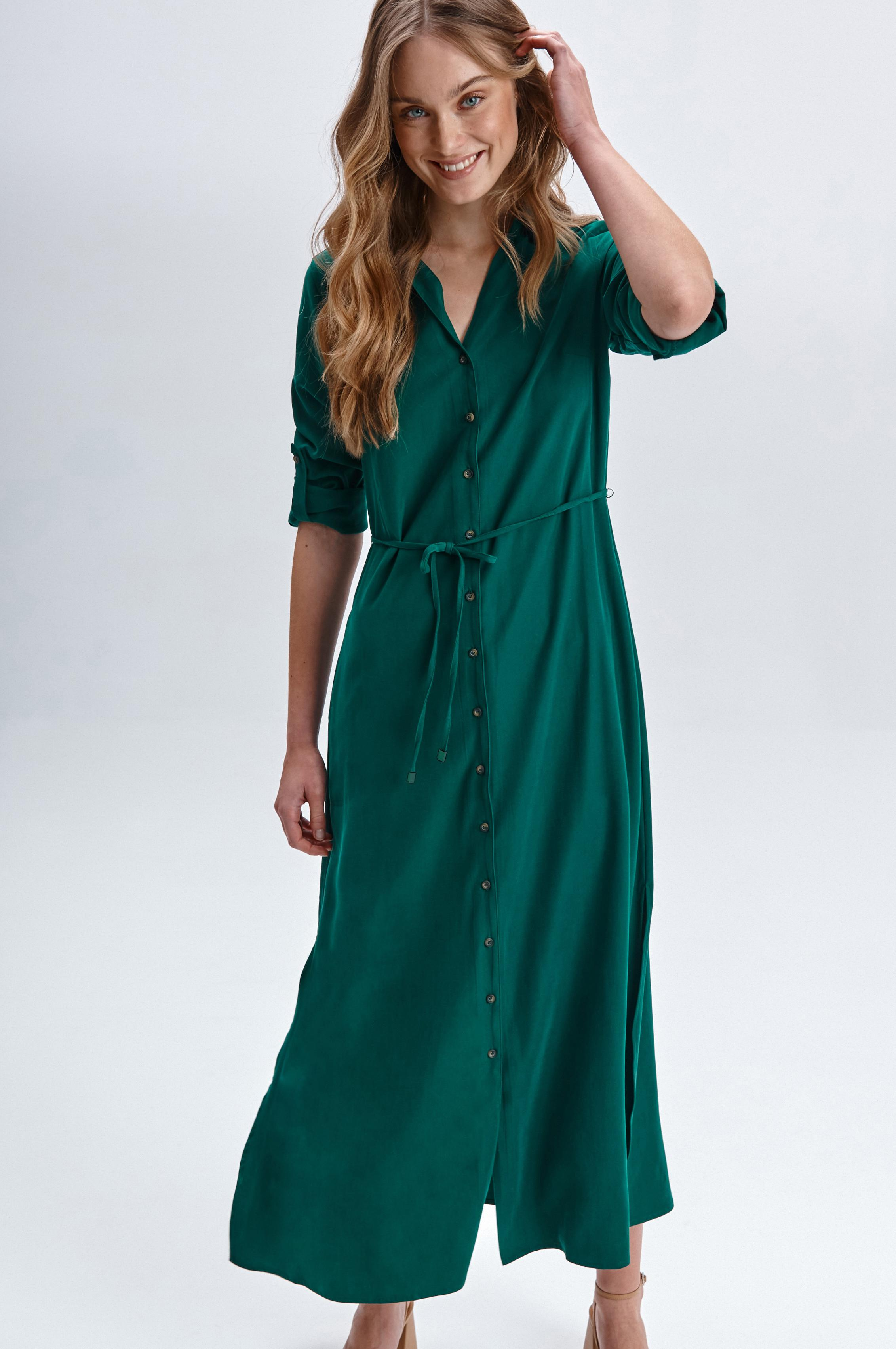 SHIRT-LIKE DRESS MOLONIA