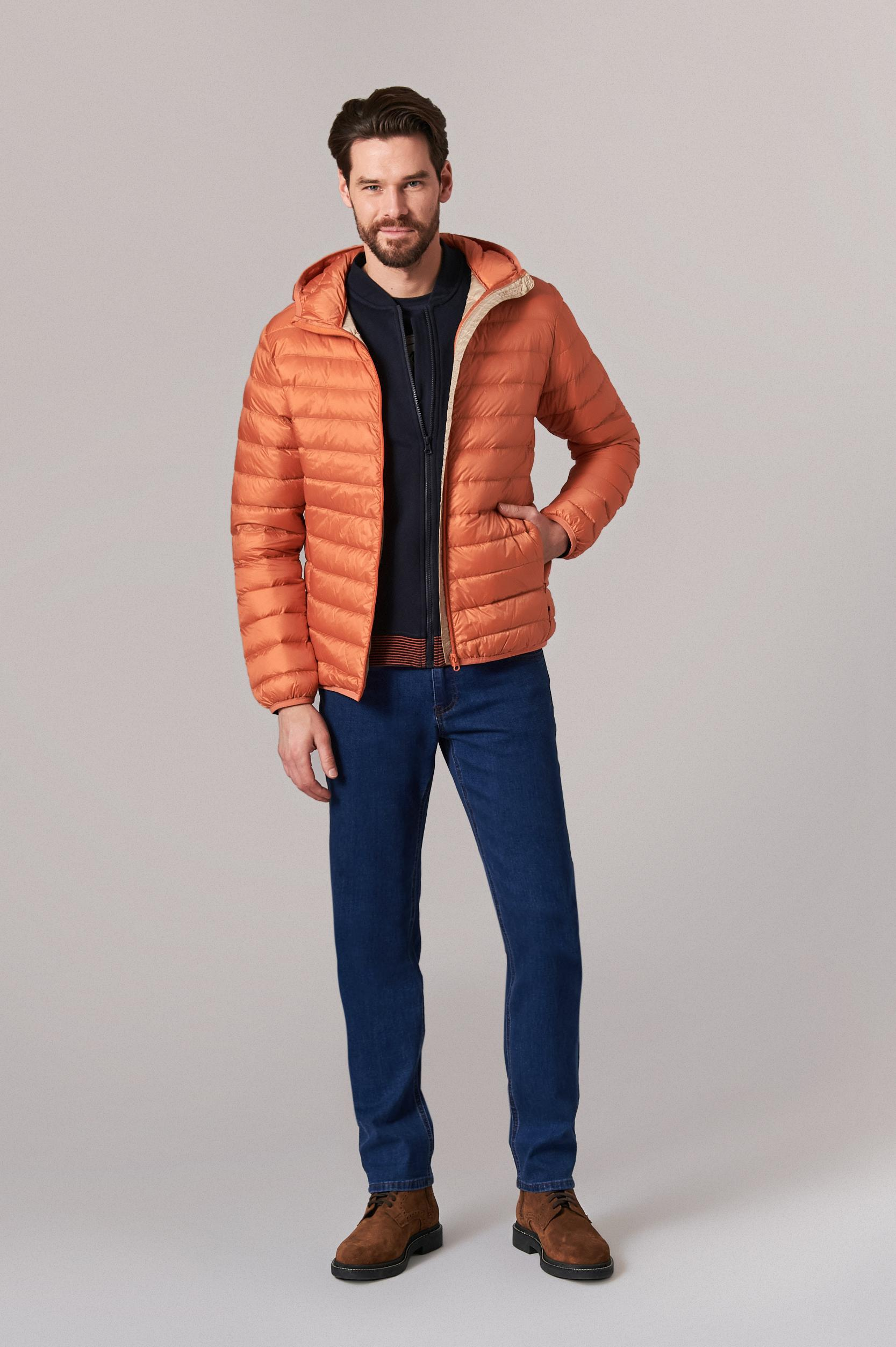 BETWEEN-SEASON MEN'S DOWN JACKET ANGELO