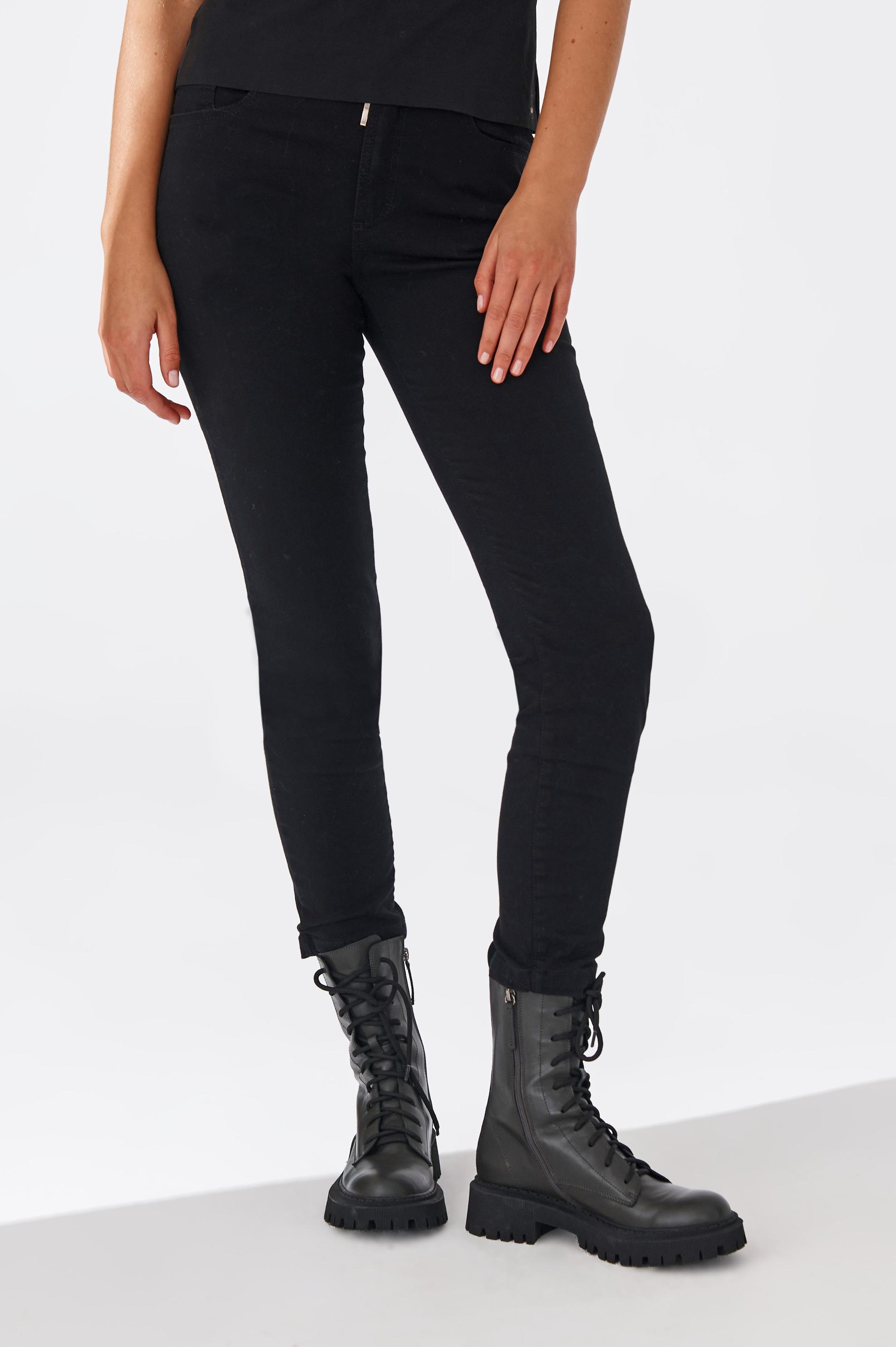 spodnie damskie denim REZI