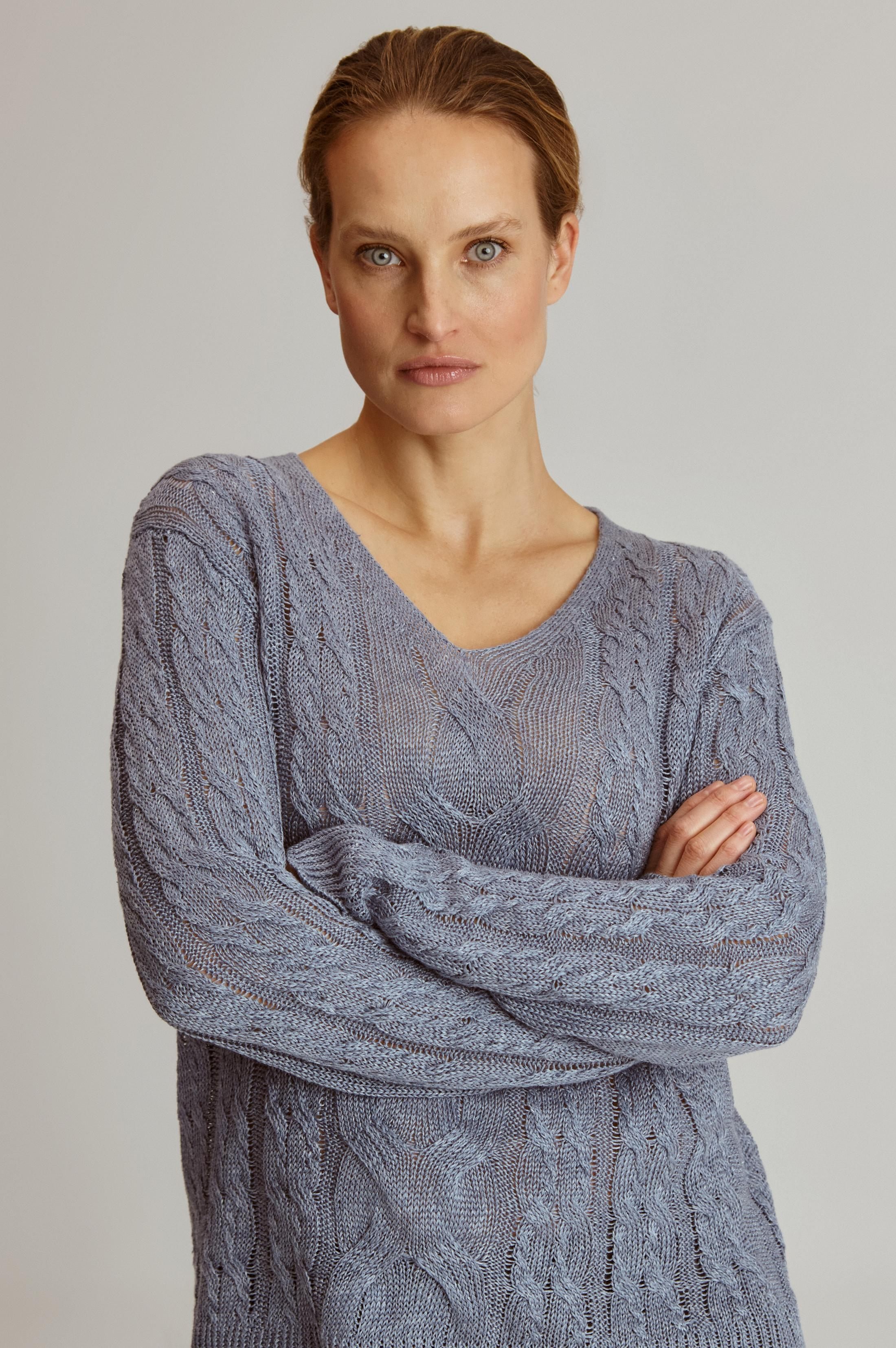 LADIES' SWEATER TARKIO