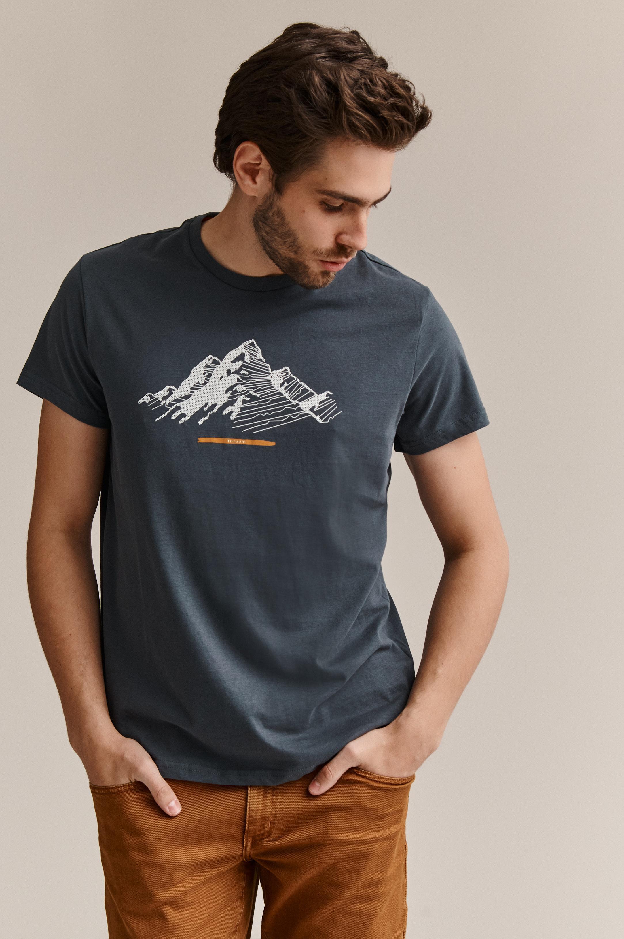 T-shirt męski MIKIN 13