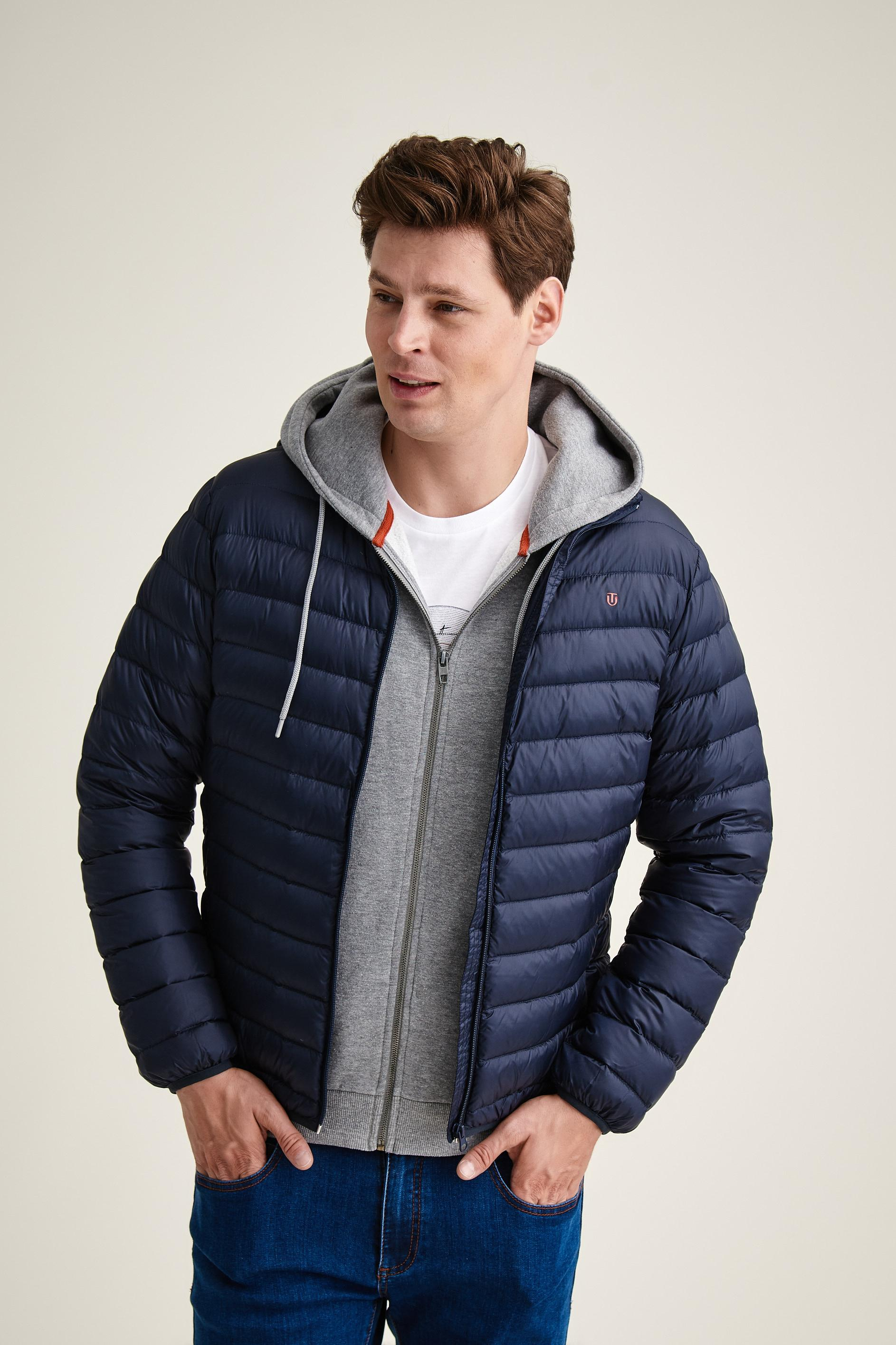 QUILTED OUTERWEAR JACKET ANGELO 1