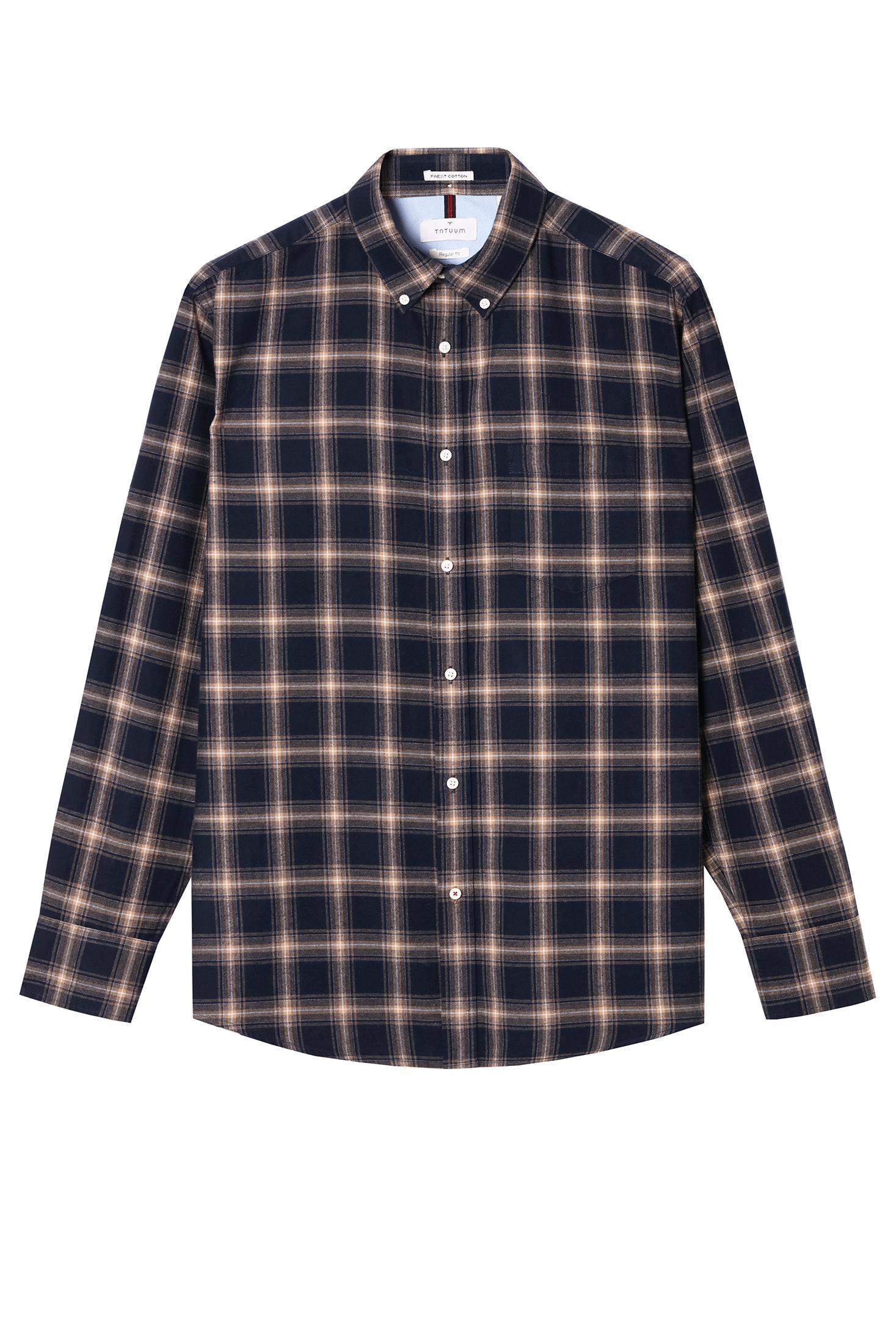 koszula męska długi r. CHARLES 22 CLASSIC