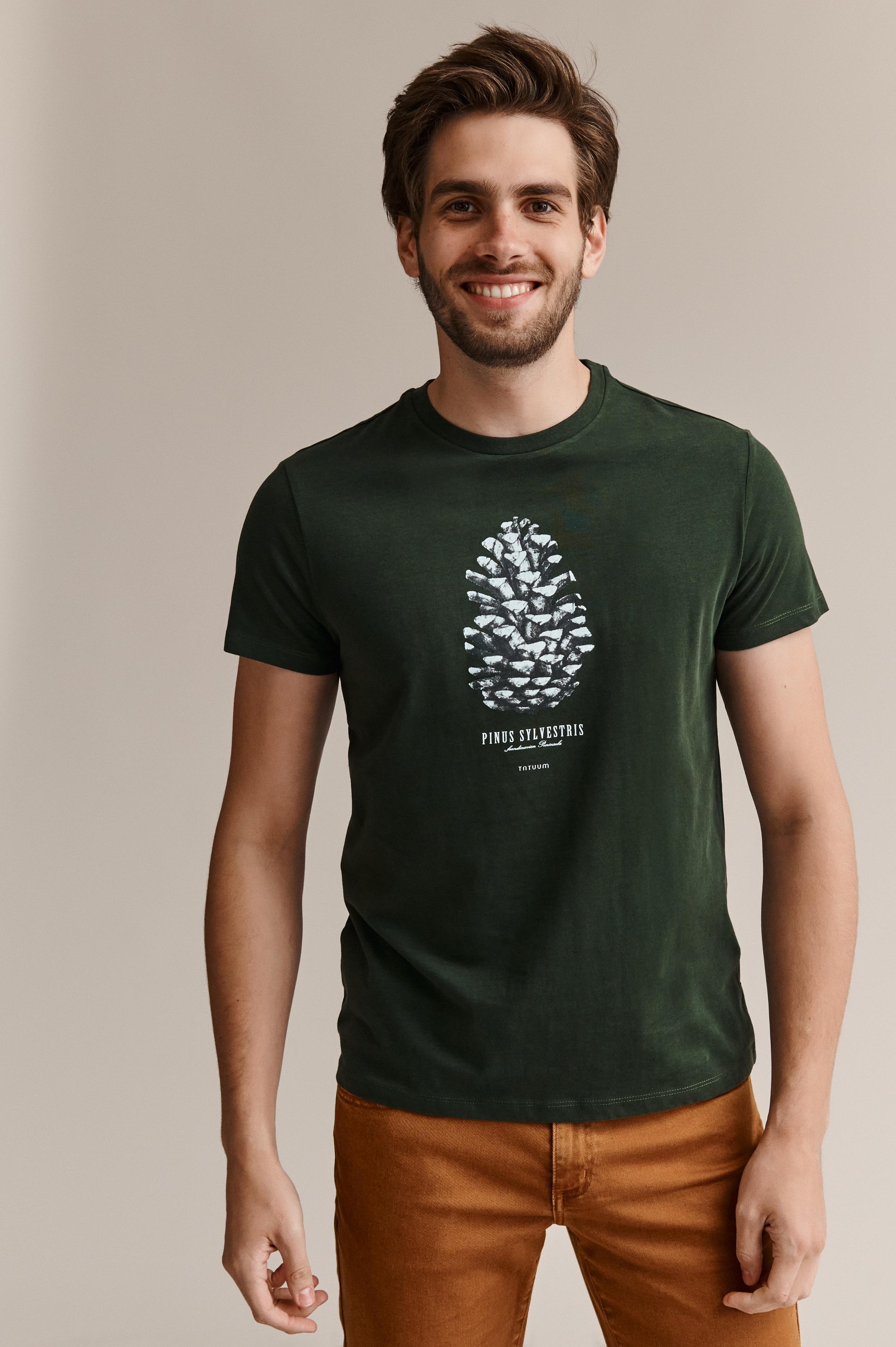 T-shirt męski MIKIN 17