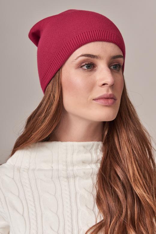 czapka damska dzianinowa MAJKA 3