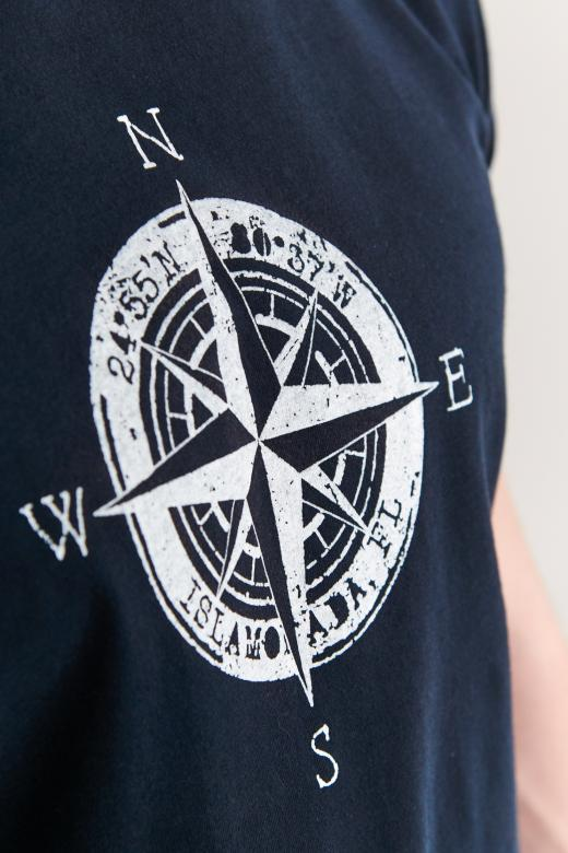 T-shirt męski MIKIN 22