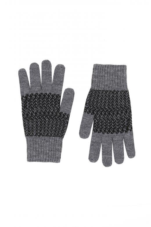 rękawiczki męskie dzianinowe JACK