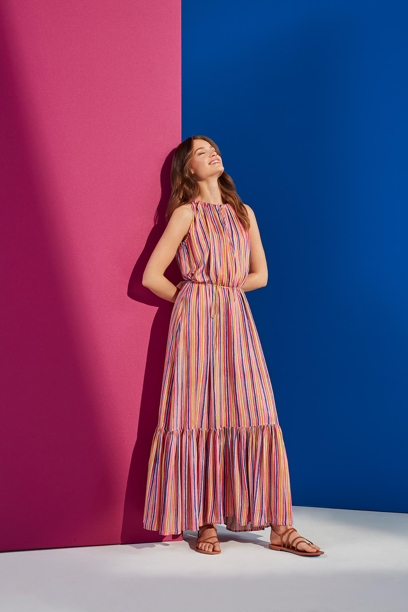 NEOFOLK: LOOSE DRESS PAULA