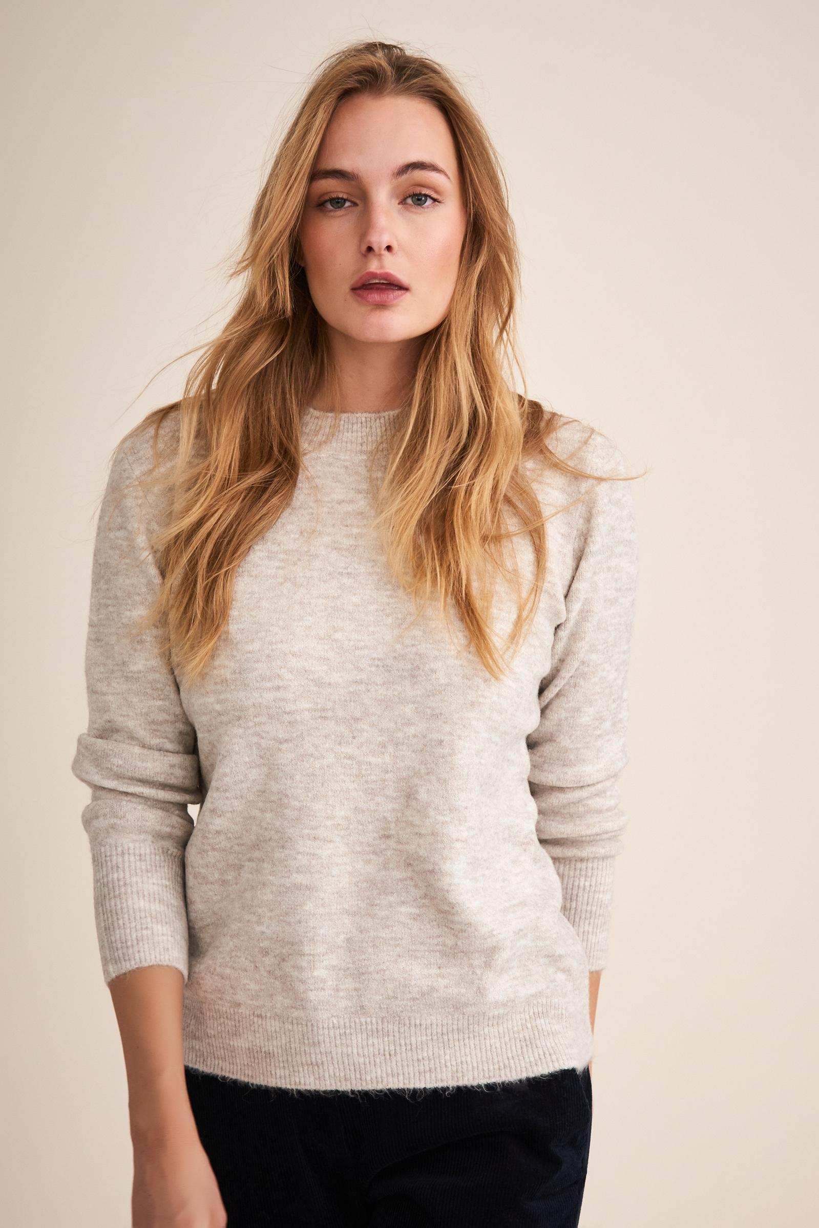 LOOSE FASHION SWEATER TROKIA